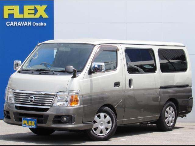 日産 nissan キャラバンコーチ シルクロードGX 3ナンバー8人乗り TA-QE25(3426738)|中古車データベース